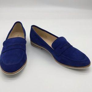 """Nine West """"Audetteo"""" Blue Loafer"""